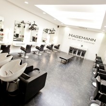 Hair & Beauty Hagemann Salon Kundenplätze