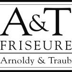 A & T Friseure Salon Logo