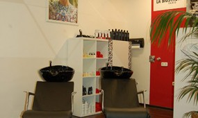 Beautypoint hair and more Friedberg - Waschplätze