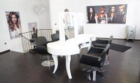 Wieghorst Hair & Beauty - Friseur Bielefeld - Salon oben