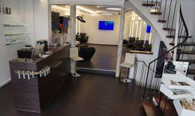 Wieghorst Hair & Beauty - Friseur Bielefeld - Salon Rezeption