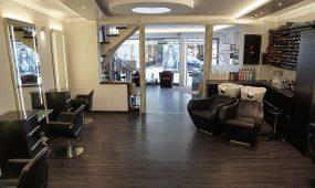 Wieghorst Hair & Beauty - Friseur Bielefeld - Salon innen