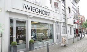 Wieghorst Hair & Beauty - Friseur Bielefeld - Saloneingang