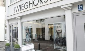 Wieghorst Hair & Beauty - Friseur Bielefeld - Salon aussen