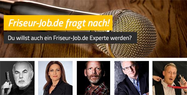 Friseur-Job.de - Experten gesucht!