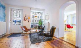 Kiezschnitt - Friseur Berlin - Lounge