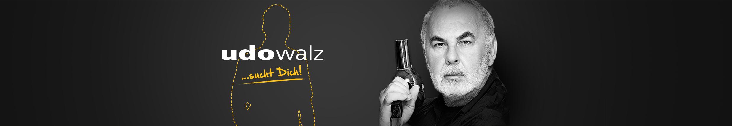 Udo Walz sucht Kollegen!