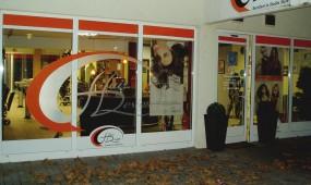 Hair-Design Friseur Ginsheim Eingang