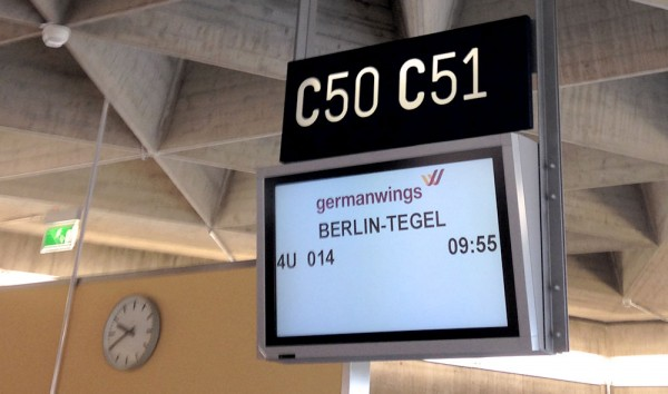Udo Walz Bericht - Anreise Berlin
