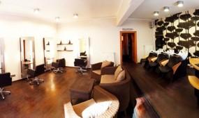 X-Hair Friseur München Salon innen