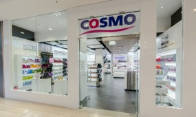 Cosmo Shop Eingang