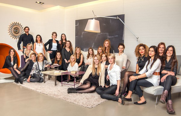Gruppenbild Hair and Beauty Hagemann Bonn