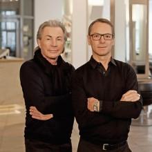 Herbert Arnoldy und Gerhard Traub
