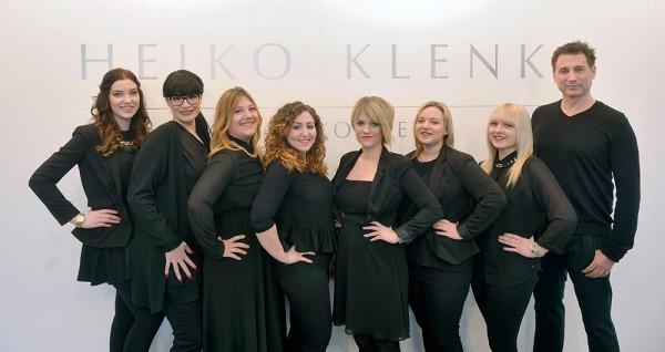 Heiko Klenk Team Gruppenfoto