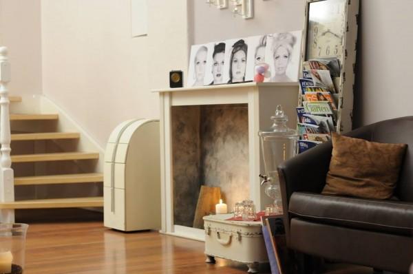 Edles Salonambiente bei Capello Lounge