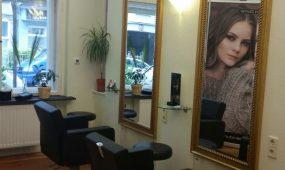 Schiller Haar Atelier Berlin - Salon innen