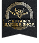 Captains Barber Düsseldorf Logo