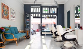 Schnittstelle Friseure Berlin Salon