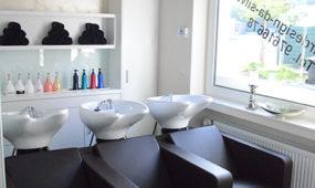 Hair Design Monica da Silva Friseur Bochum - Waschplätze