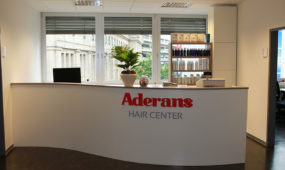 Aderans Hair Center Köln - Rezeption