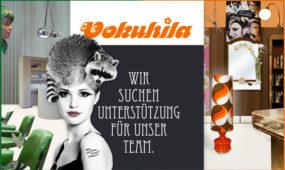Stellenanzeige Vokuhila Berlin