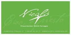 Nicolo Farrugia Friseur München Logo