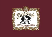 Edwards Scissorshands Salonlogo