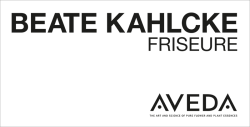 Beate Kahlcke Berlin Salonlogo