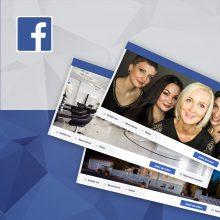 Social Media Präsentation für Friseure
