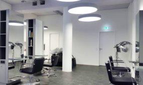 Haarstudio Tala Köln - Salon innen