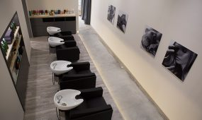 Flaconi NEO Friseur Berlin - Waschplätze