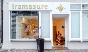 iramasure Friseur Berlin - Aussenansicht