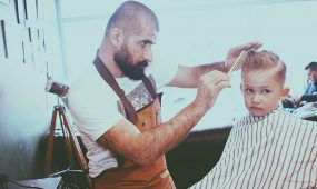 Kanis Cut Barbershop Göttingen - Jungshaarschnitt
