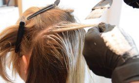 Hauber Hairsalon - Organische Haarfarbe