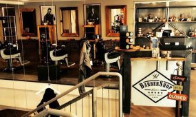 Barbershop Ladies Gents Giessen - Innenansicht