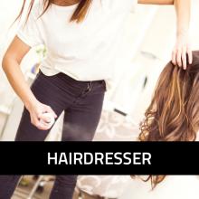 Hairdresser Beruf