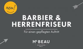Mr. Beau Trier - Barbier