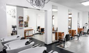ChrisGeo Friseur München - Salon innnen