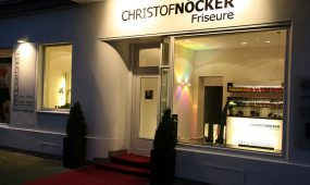 Christof Nöcker Friseursalon in Köln