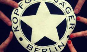 Kopfgeldjäger Berlin Logo