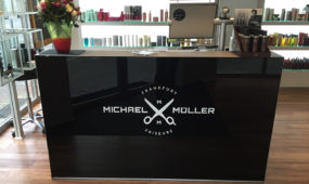 Michael Müller Friseure Frankfurt - Rezeption