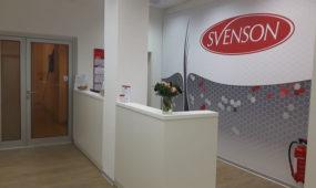 Svenson Haarstudio München - Eingang