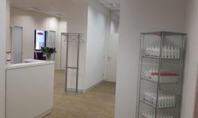 Svenson Haarstudio München - Empfang