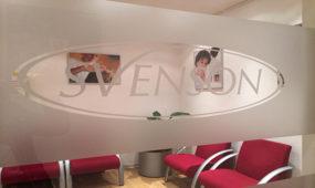 Svenson Haarstudio Stuttgart - Wartezimmer