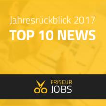 Jahresrückblick 2017 Top10 News