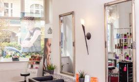 Friseur Liebreiz Berlin - Bedieneplätze