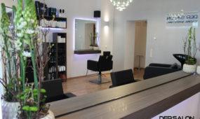 Der Salon Nadine Wirsching Berlin - Bedienplätze