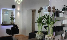Der Salon Nadine Wirsching Berlin - Eingang