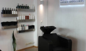 Der Salon Nadine Wirsching Berlin - Waschplätze