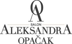 Salon Aleksandra Opacak München - Logo